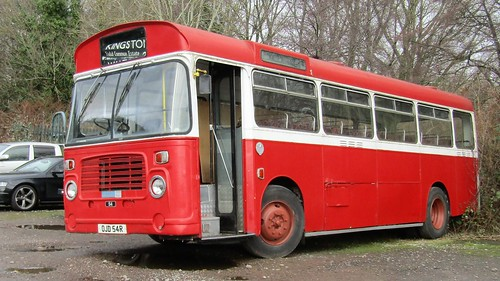 London Transport BL54 OJD54R