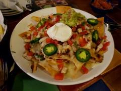 Nacho Plate (cjacobs53) Tags: jacobs jacobsusa food nacho sour cream pepper guacamole chip tortilla tomato free nfl football