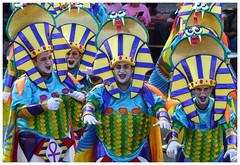 Les gais lurons -  The gay lurons (diaph76) Tags: exterieur espagne spain canaries canaryislands ténérife fêtes festivities carnaval carnival costumes défilé parade manifestation