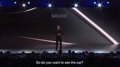 Tesla reveals 'affordable' Model 3 electric car - BBC News (Alternative Fuels) Tags: future vehicle car environment power video super cheap charge alternative fuel consumption optimal driving range battery capacity emission co2 carbon low best guide buying electric automotive tesla model suv design price doors interior exterior monitor position horizontal impressive option auto pilot supercharging motor dual single california