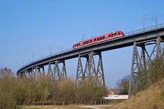P1760450 (Lumixfan68) Tags: eisenbahn züge triebwagen baureihe 648 alstom coradia lint 41h dieseltriebwagen vt db regio deutsche bahn nahsh