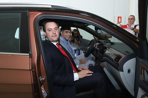 20 anos da fábrica da Volkswagen no Paraná e lançamento do T-Cross