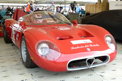 Alfa Romeo T33-2 Fleron 1967 P1410348mods (Andrew Wright2009) Tags: goodwood festival speed sussex england uk historic heritage vehicle classic cars automobiles alfa romeo t332 fleron 1967