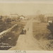 SW Wayland MI RPPC 1912 GR&I Grand Rapids & Indiana DEPOT Water Tower Freight Yard JAY L SMITH Wells Wind Mills & Farm Machinery Horses Delivery Wagons Kid Playing too