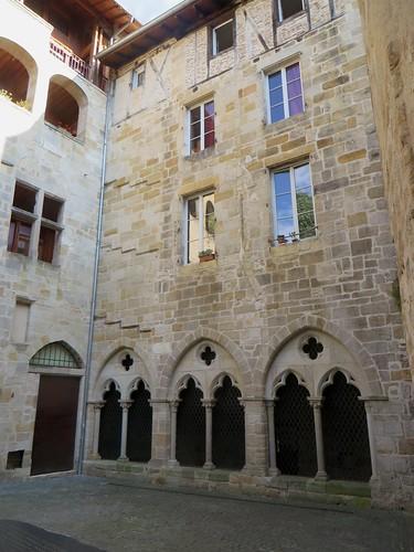 Au hasard des rues, Figeac, Quercy, Lot, Occitanie, France