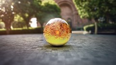 ball_glass_surface_close_82303_1280x720 (andini.dini53) Tags: 3d ball