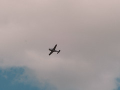 P1022579 (Claussm) Tags: vsco jupiter soviet russian 21m lens lumix telephoto arizona az sky airplane plane