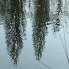 Aquarell (augenster*chen) Tags: wasser spiegelung abstract