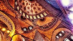 Blue Mosque Istanbul (Miradortigre) Tags: istanbul estambul turquia turkey islamic art mosaicos mosaic mosque mezquita azul blue sultan ahmet sultanahmet