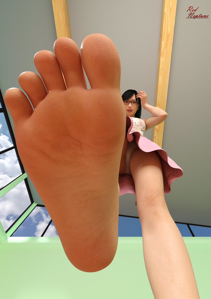 Amateur Self Foot Worship