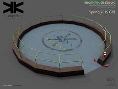 Skating Rink :: Spring 2019 Gift ({kokoia}) Tags: skating roller skate rink