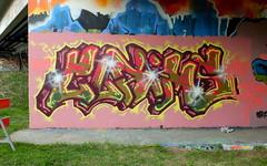 Mssls (oerendhard1) Tags: graffiti streetart urban art rotterdam oerendhard maassluis klaims