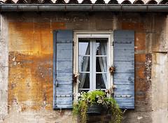 Blue shutters (JLM62380) Tags: window fenêtre shutters plante house maison saintrémydeprovence