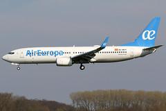EC-MVY 10042019 (Tristar1011) Tags: ebbr bru brusselsairport aireuropa boeing 737800 b738 ecmvy