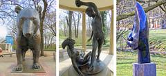 Tierpark Berlin - Skulpturen (www.nbfotos.de) Tags: berlin tierpark statue skulptur sculpture zoo bär bear