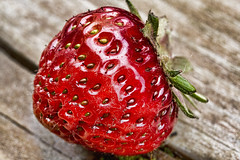 Strawberry (xarner) Tags: strawberry icelandic red fruit