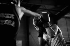 43061 - The match (Diego Rosato) Tags: boxe boxing boxelatina pugilato ring match incontro nikon d700 2470mm tamron rawtherapee bianconero blackwhite
