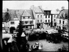 Place du vieux marché, Saint Renan (ludob2011) Tags: