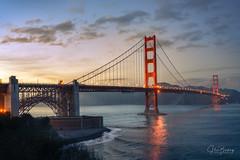 The Presidio II (sberkley123) Tags: california goldengatebridge nikon bridge presidio sunset z7 2470mm usa fortpoint pacific sanfrancisco