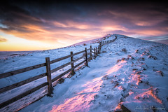 untitled.jpg (ANG Imagery) Tags: dawnsky cold white greatridge derbyshire trail hill snow winter mamtor peakdistrict