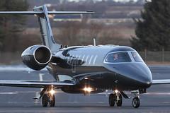 Learjet 45 M-RBIG Volant Aviation (Mark McEwan) Tags: learjet learjet45 mrbig volantair bizjet edi edinburghairport edinburgh aviation aircraft airplane