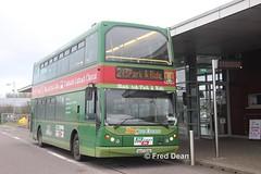 Bus Eireann DD33 (04C12281). (Fred Dean Jnr) Tags: buseireann cork volvo february2019 b7tl eastlancs vyking dd33 04c12281 blackashparkride buseireannroute213 myllenium doubledecker