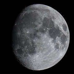 Moon 2019-02-16 (nicklucas2) Tags: astrophotography moon moon2019 moonfeb2019