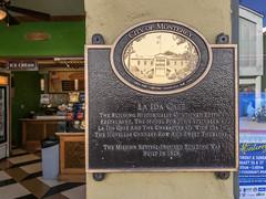 Kalissa's La Ida Cafe, Cannery Row (mamaladama) Tags: montereyca canneryrow kalissamoore laidacafe