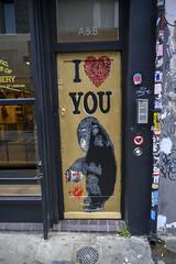 DSC_0692 Shoreditch London Redchurch Street Artwork I 💗 You (photographer695) Tags: shoreditch london redchurch street artwork i 💗 you