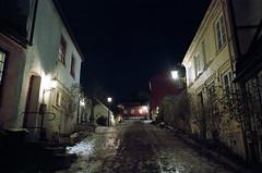 (Benjamin Skanke) Tags: fuji gsw 690iii 690 anlog kodak film portra 160 night