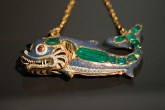 Fish pendant (quinet) Tags: 2017 amsterdam antik netherlands rijksmuseum ancien antique museum musée