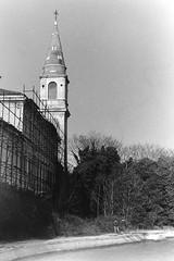Poveglia (Nicola Rigo) Tags: venezia bianco e nero fotografia analogica black white rullino grana poveglia abbandono silenzio solitudine