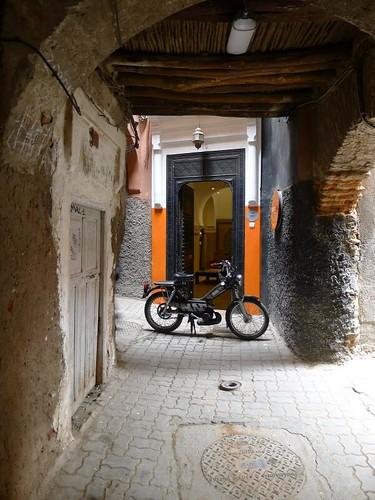 In the Middle of the Medina (Close to Douiria Derb el Hammam)