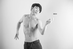 T moving 1 (Wood Oliver) Tags: digital canon 50mm18 stm indoor hand dancing lighting white body