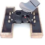 転換鎖錠装置据付用品の写真