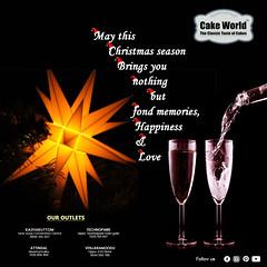 CAKE WORLD (cakeworldkazhakootam) Tags: xmas happyxmas bethlehem santa🎅 candles cards december giftsmerry plumpudding cakes ballons🎈 celebration xmasdinner puddings🎄 decorative🎁 2018 specialday holiday holidays🎉🎈