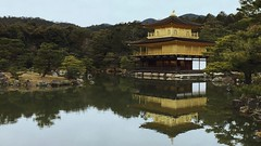 IMG_2326 2 (akifsen_07) Tags: japan japanese garden kinkakuji golden temple landscape mountain lake tree river sky water building