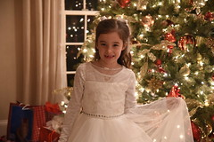 2018-12-24 20.10.34 (whiteknuckled) Tags: christmas fayetteville smiths family trip 2018 lily dress tree wedding