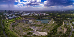 Sydney Olympic Park 6 Pic Stitch- (A u s s i e P o m m) Tags: brickpit homebush dji sydney newsouthwales australia au djiphantom4 sydneyolympicpark drone dronography