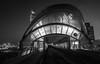 Metro-2.jpg (stefanr71) Tags: dubai blackandwhite xseries metro station xt1 vereinigtearabischeemirate ae