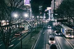 Evening in Sendai (jasohill) Tags: bokeh sendai color tohoku nature mountains buildings points prefecture urban adventure love nighttime lights skyscrapers life night japan buidings 2019 miyagi streets cof075uki cof075judi cof075chri cof075dmnq cof075chon cof075radm