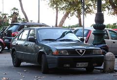 1991 Alfa Romeo 33 1.3 (rvandermaar) Tags: 1991 alfa romeo 33 13 alfaromeo33 ar33 alfaromeo alfa33