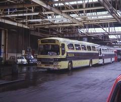 SFS356H (21c101) Tags: sfs356h scotland easternscottish busgarage bristol remh6g 1970 alexander 1974 xa356 london londontransport