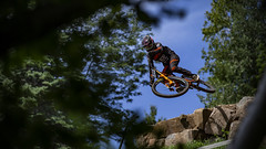 _HUN2599 (phunkt.com™) Tags: msa mont sainte anne dh downhill down hill 2018 world cup race phunkt phunktcom keith valentine