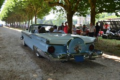 1959 FORD Galaxie 500 skyliner (pontfire) Tags: 1959 ford galaxie 500 skyliner 59 11e traversée de paris lassic cars old vintage vieille voitures voiture ancienne car auto autos automobile coupe us american automobili coche coches carro wagen collection classique 11 ème 2018 pontifre la carros pontfire bil αυτοκίνητο 車 автомобиль antique oldtimer 11ème estivale en anciennes v8