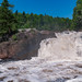 Upper Falls on the Brule River, Judge CR Magney State Park