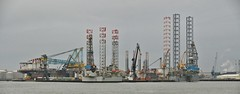 Damen Rotterdam (Hugo Sluimer) Tags: nlrtm onzehaven portofrotterdam port haven nederland zuidholland holland nikon nikond500 d500