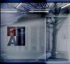 layers (perceptions (creative break)) Tags: reflections berlin graphic display art