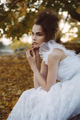 (mrksaari) Tags: d750 2470mmf28g model portrait fashion fall helsinki finland bokeh