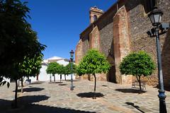 Iglesia de la Granada (Rafa Gallegos) Tags: llerena badajoz extremadura españa spain iglesia igrexa igreja church iglesiadelagranada arquitectura architecture